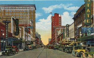 Huntington in the 20s