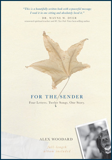Book - For the Sender by Alex Woodard